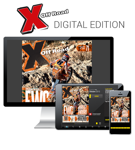 X Off Road Digital Edition