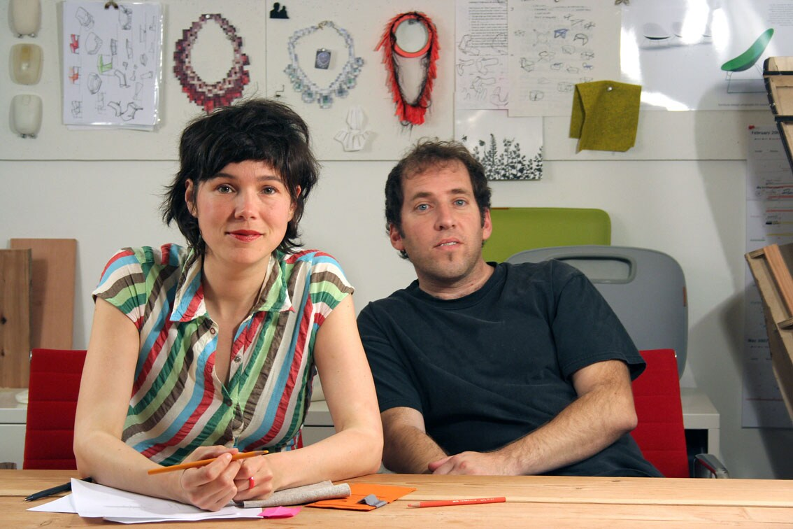 Mike Simonian & Maaike Evers