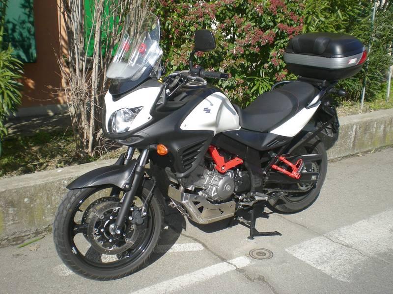 Suzuki V Strom DL 650 ABS - sempre in sintonia