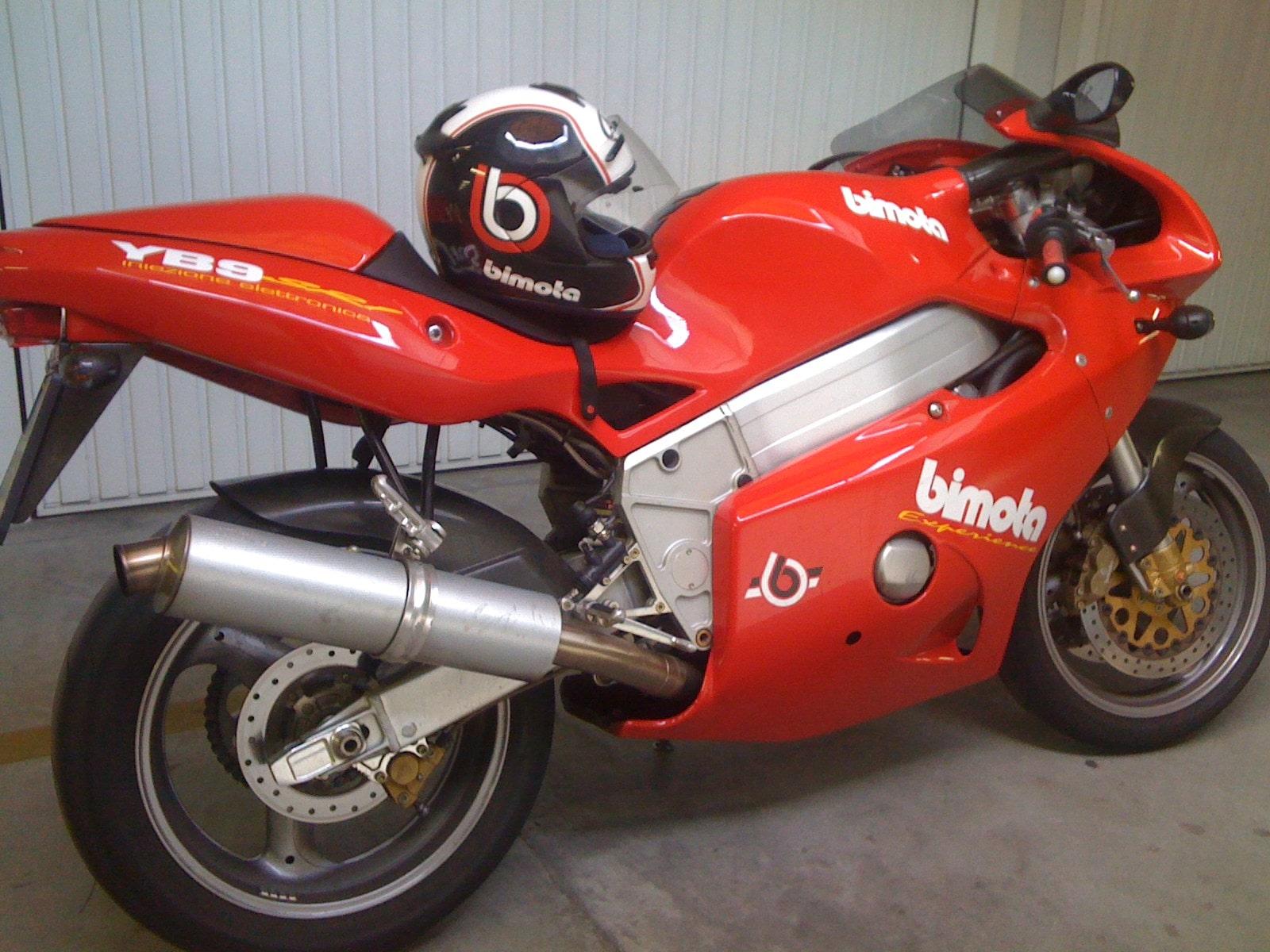 Bimota YB9 SRI - YB9 sri