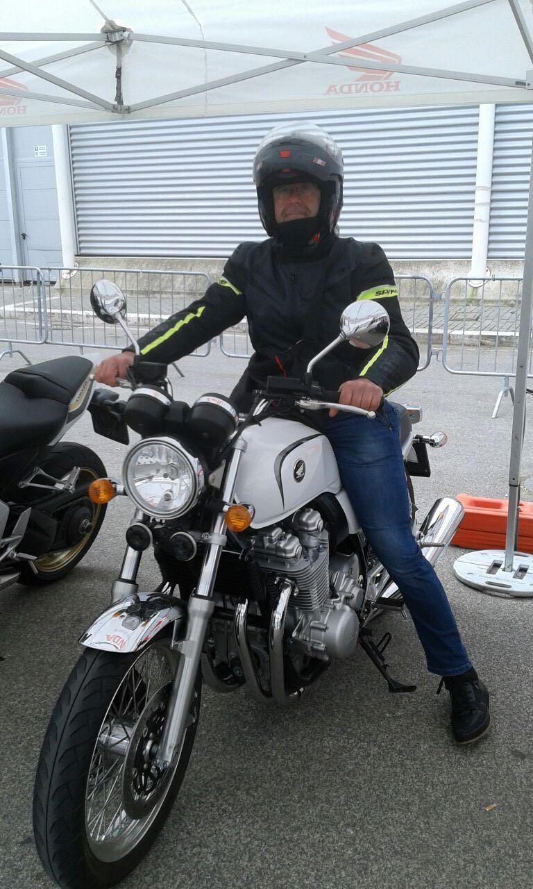 Honda CB 1100 ABS EX - Ex...traordinaria