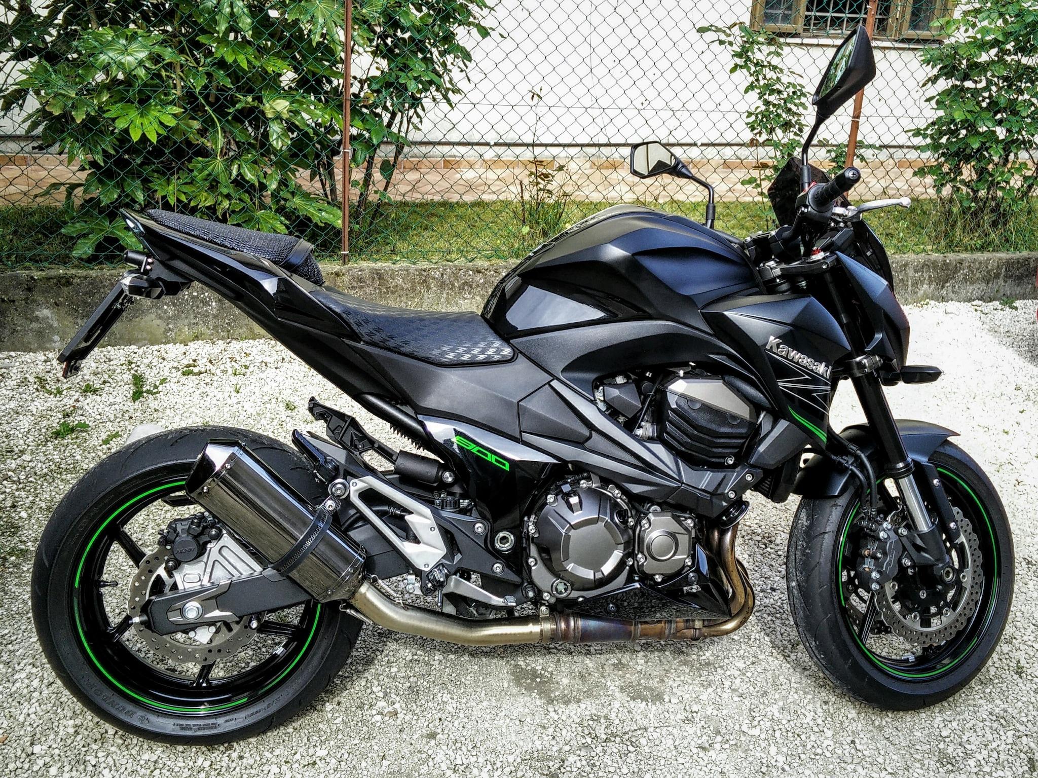 Kawasaki Z 800 ABS - Kawasaki Z800