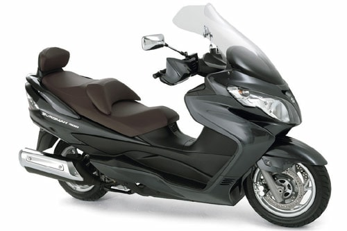 Burgman 400 Limited Edition