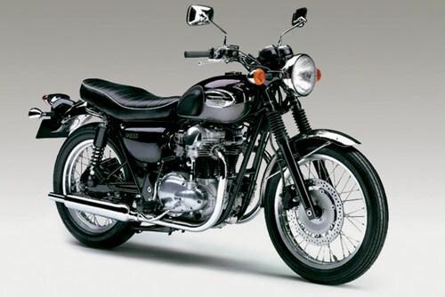 moto kawasaki w 650 usata