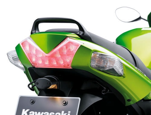 Kawasaki ZZ-R 1400 ABS