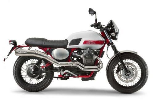 Moto Guzzi V7 II Stornello ABS