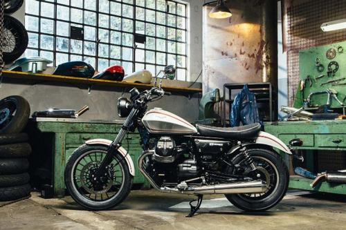 Moto Guzzi V9 Roamer ABS