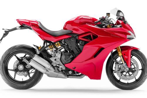 Ducati Supersport S (Ducati Red) 35KW