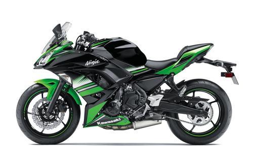 Kawasaki Ninja 650 KRT Edition Performance