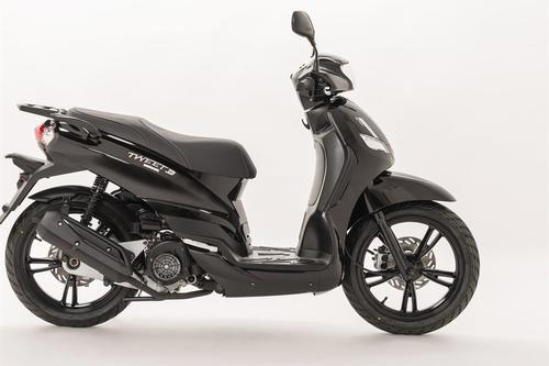 Tweet Evo 125 Double Black
