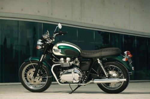 Triumph Bonneville T100