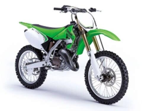 Kawasaki Kx J