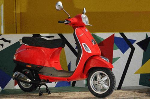 Piaggio Vespa 50 LX FL 4T 4V