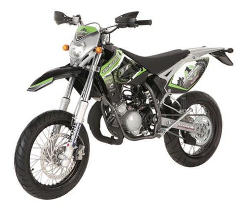 Sherco Enduro 50 CHP France: listino e scheda tecnica moto - Dueruote