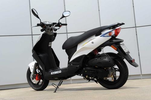 Kymco Agility 50 RS Naked 2T: foto della moto - Dueruote