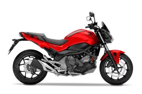 Honda NC 750 S ABS DCT Plus
