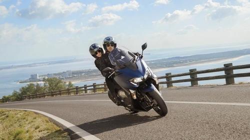 Yamaha T Max 530 DX ABS