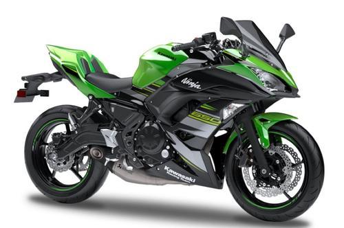 Ninja 650 Performance 35KW