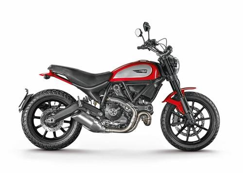 Scrambler Icon (Red) 35KW