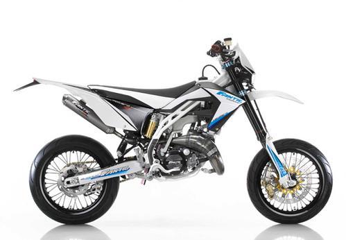 fantic motor 125 2t motard listino e scheda tecnica moto dueruote. Black Bedroom Furniture Sets. Home Design Ideas