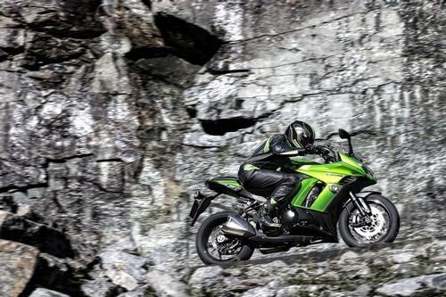 Kawasaki Z 1000 SX ABS Tourer