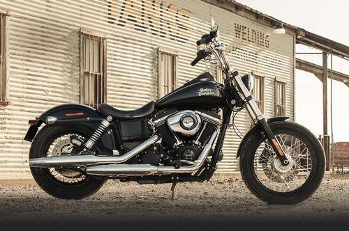 Harley-Davidson Dyna Street Bob FXDB103 ABS