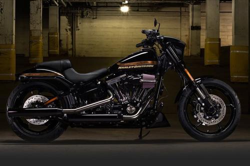 Harley-Davidson Pro Street Breakout C.V.O.
