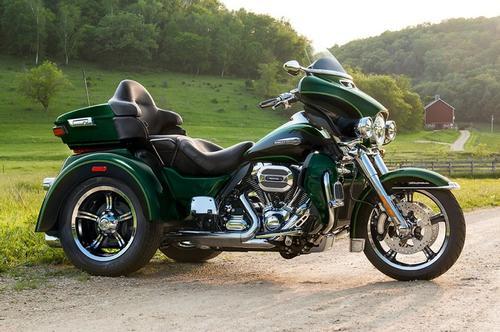 Harley-Davidson Trike Tri Glide Ultra Classic