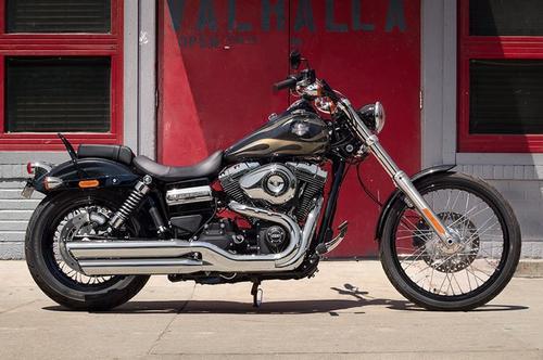 Harley-Davidson Dyna Wide Glide FXDWG ABS