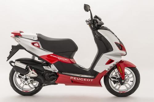 Peugeot Speedfight4 50 20 Edition (Aria)