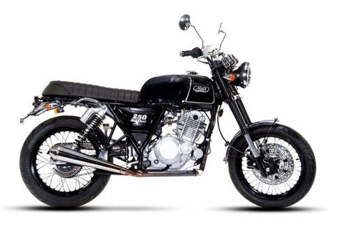 Black Seven 250
