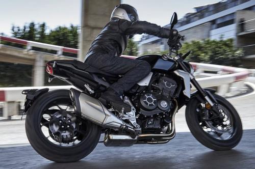Honda CB 1000 R ABS Plus