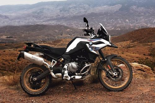 F 850 GS ABS
