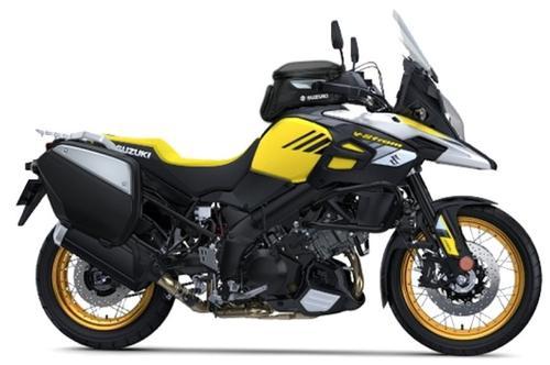 V Strom DL 1000 XT ABS Globe Rider