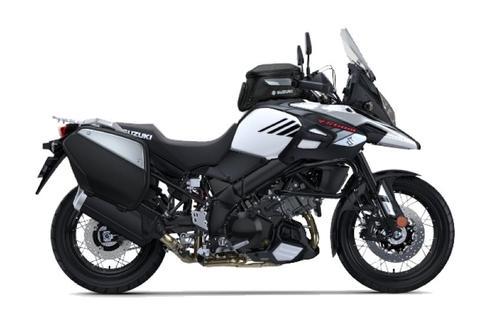 Suzuki V Strom DL 1000 XT ABS Feel More