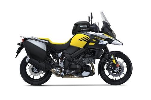 Suzuki V Strom DL 1000 ABS Globe Rider