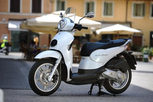 Scarabeo 125 ie RST