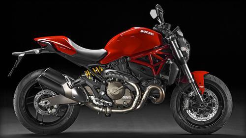 ducati monster 821 (ducati red) 35kw: listino e scheda tecnica