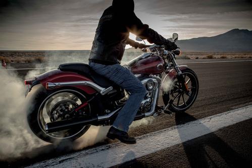 Harley-Davidson Softail Breakout FXSB ABS