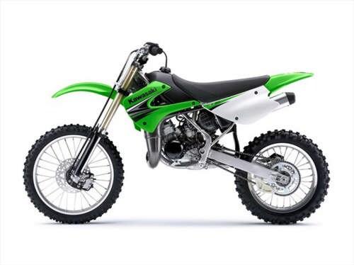 Kawasaki KL KX 85 B