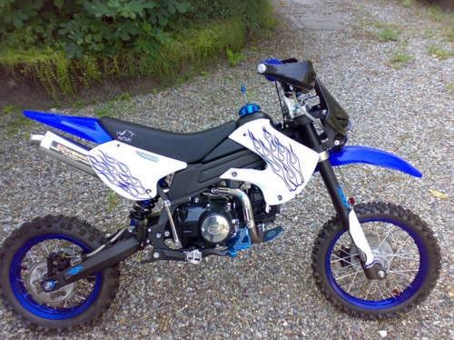 WT Motors XX 125