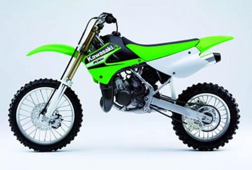 Kawasaki KL KX 85 A