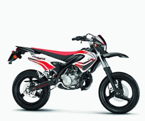 Malaguti Supermotard XSM 50 Special