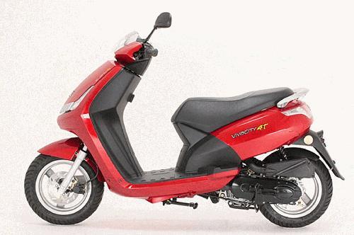 peugeot vivacity 50 4t: listino e scheda tecnica moto - dueruote