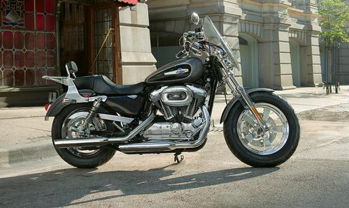 Harley-Davidson Sportster 1200 XL 1200C Custom ABS