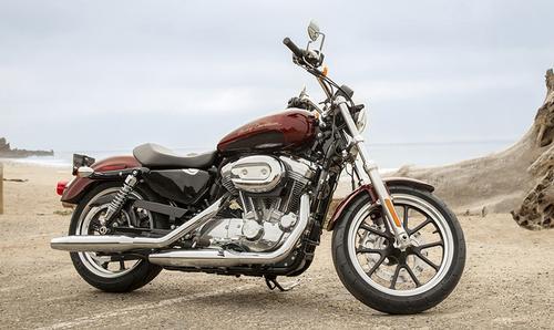 Harley-Davidson Sportster 883 XL 883L SuperLow ABS