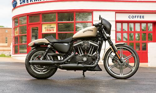 Harley-Davidson Sportster 883 XL883N Iron ABS