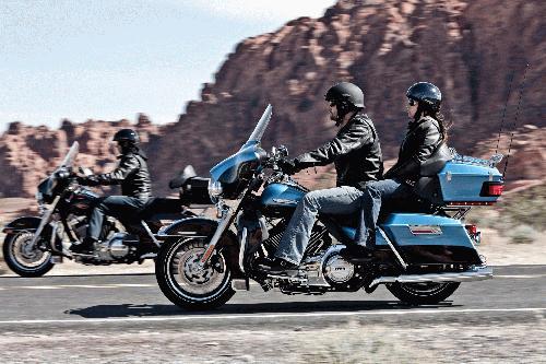 Harley-Davidson Touring Electra Glide Ultra Limited