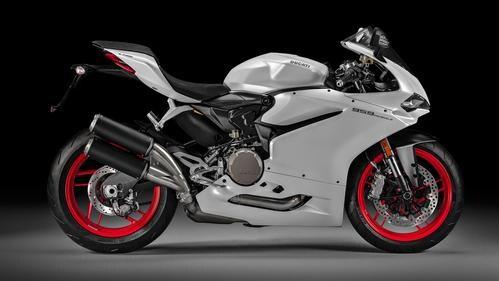 Ducati 959 Panigale (Arctic White Silk)
