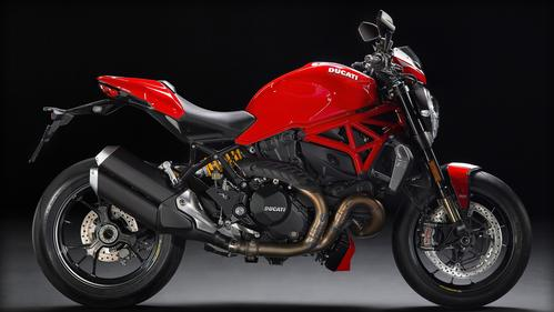 Monster 1200 R (Ducati Red)